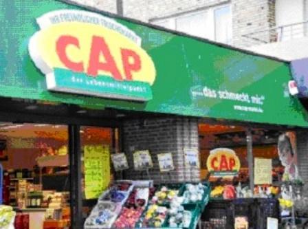 Vor einer ungewissen Zukunft steht der CAP-Markt an der Friedrichstraße 64a. Foto: Magdalene Quiring-Lategahn