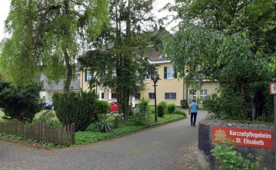Das Kurzzeitpflegeheim der Caritas in Cappenberg wird bald geschlossen. _Foto: Goldstein