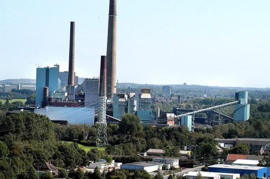 Die Lüner Steag-Kraftwerke sind keineswegs sichere Standorte. Das Unternehmen überlegt derzeit, wo Geld gespart werden kann - auch durch Stilllegungen. _Archivfoto