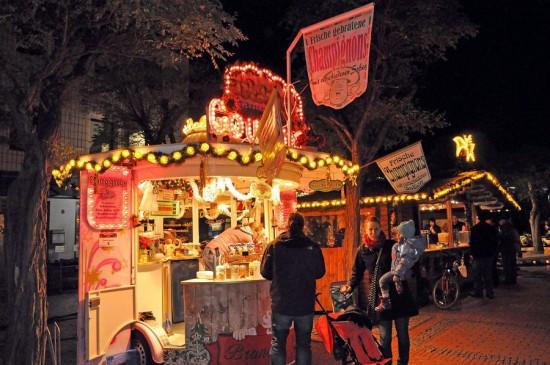 Die Stadt plant, wo der Weihnachtsmarkt dieses Jahr stattfinden kann._Foto: Beate Rottgardt