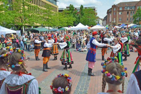 Das 33. multikulturelle Stadtfest Lünen