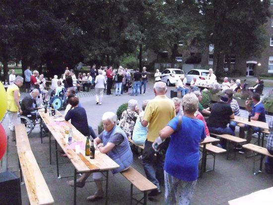 Das Lampionfest des SPD-Ortsvereins Lünen-Stadt